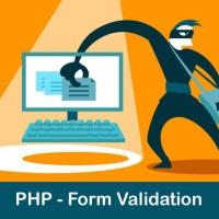 پروژه اعتبار سنجی داده ها در php ، ساده و کاربردی