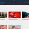پروژه سایت گالری با php